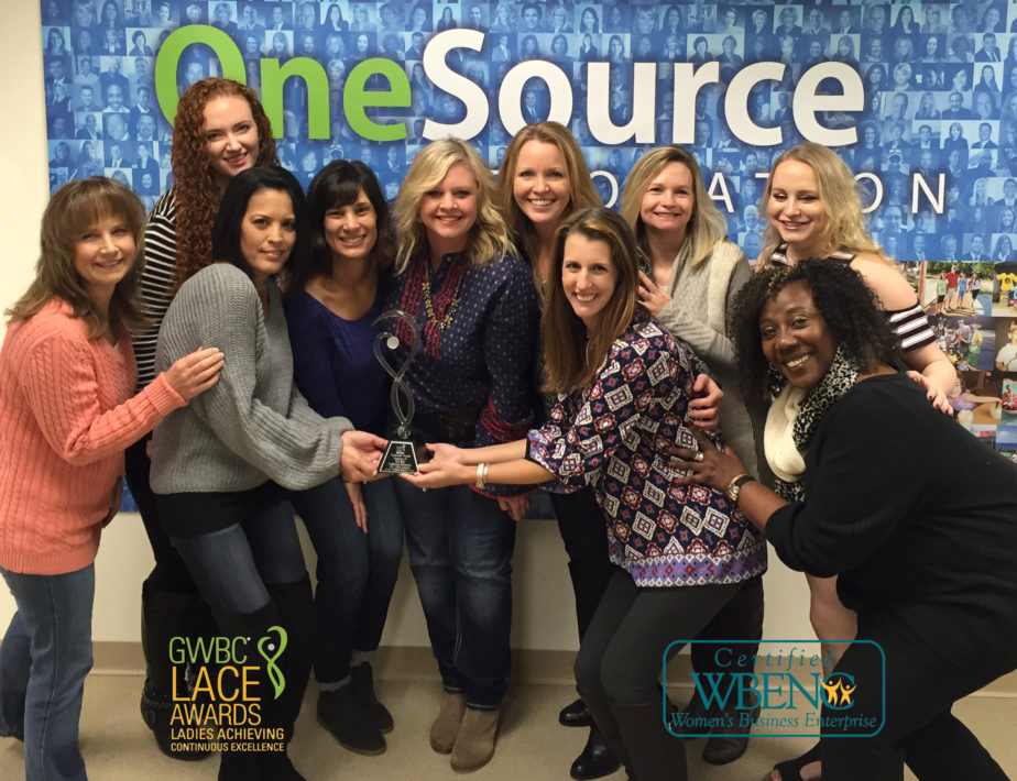 The women of OneSource Relocation